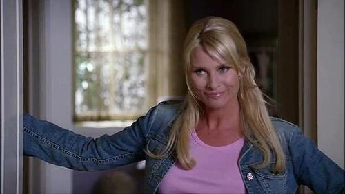Nicollette Sheridan dans Desperate housewives.