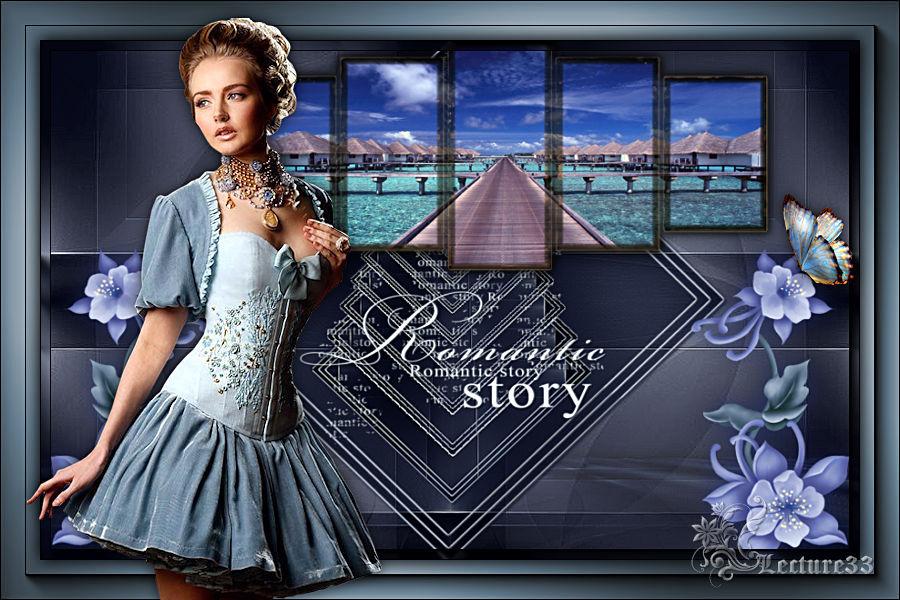 Variante Romantic Story