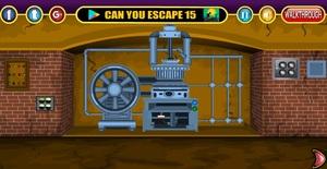 Jouer à Rustic factory escape