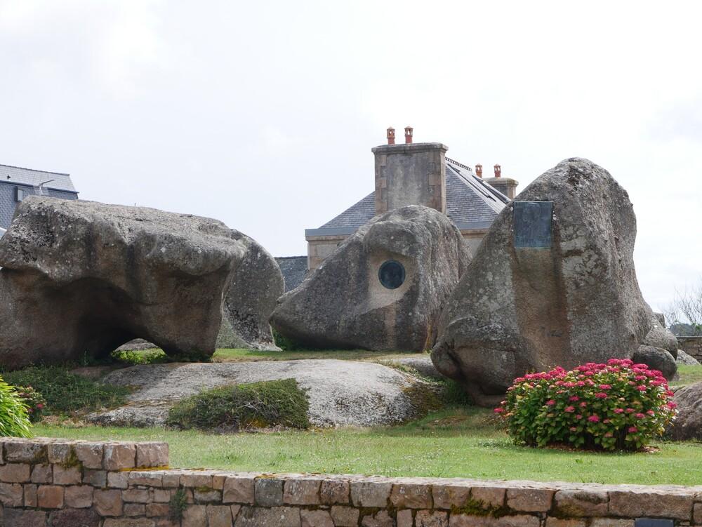Côtes de granit rose - Côtes d'Amor - les villages (2)