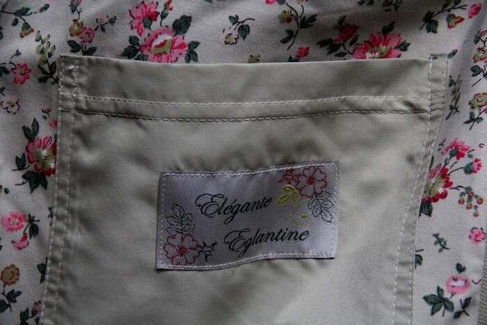 J'ai testé pour vous... Elégante Eglantyne