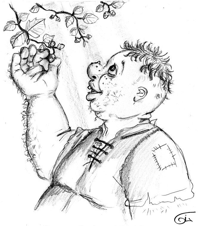 Dur dur d'être un ogre - CHANSONS D'ÉCOLE