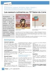 Salon livre Nieppe brigitte merlin pop up atelier arts plas