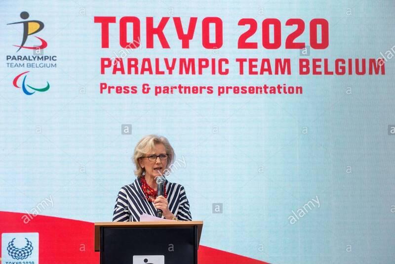 Jeux Paralympiques Tokyo 2020