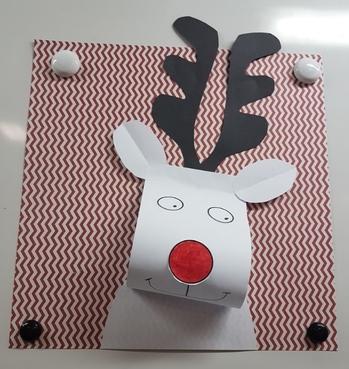 Bricolages de Noël à la CPB