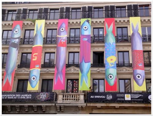 Paris. 59 rue de Rivoli.