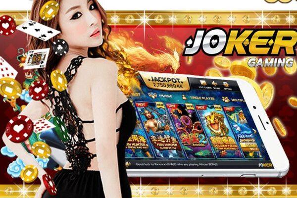 daftar slot joker123
