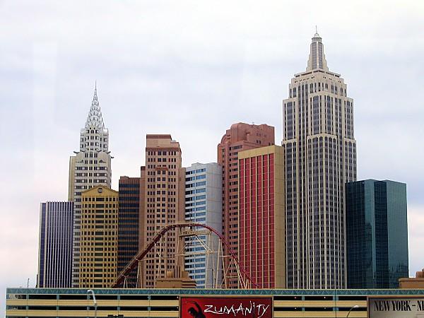 Las Vegas New York-New York b