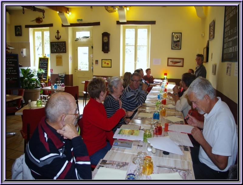 """Assemblée générale de l'association des """"Cabots d'Oléron Dimanche 14 octobre 2012"""