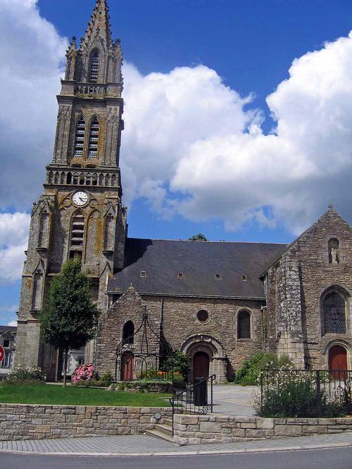 Tro Breiz 2007 - Arné - Saint Jean de Brevelay