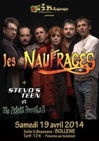 Les Naufragés - Bollène (Vaucluse)