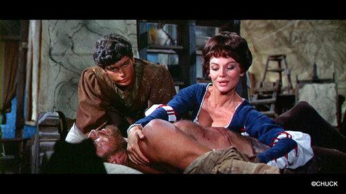 L'EXTASE ET L'AGONIE (1965) partie 2 : photos