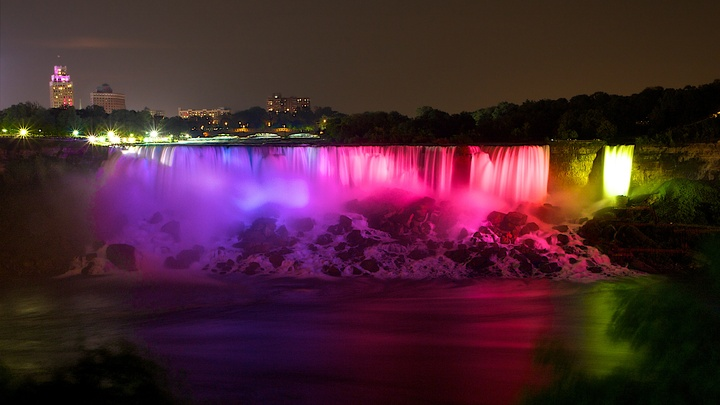 Niagara Falls... or False ?