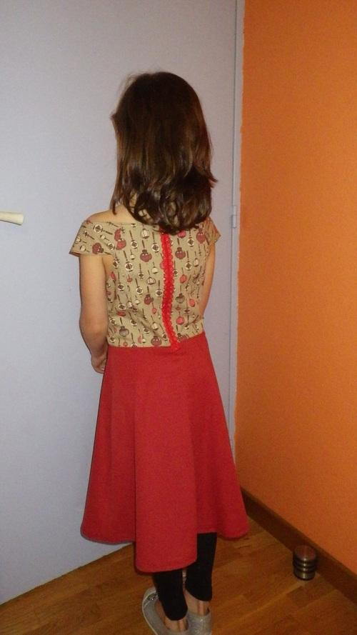 Une robe chic