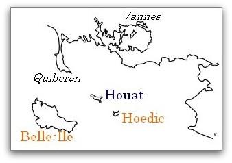 Houat et Houëdic