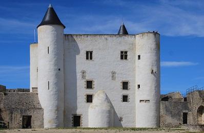 Le château de Noirmoutier a ses mystères ...