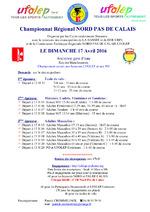 Présentation du Championnat régional VTT UFOLEP à la Bassée
