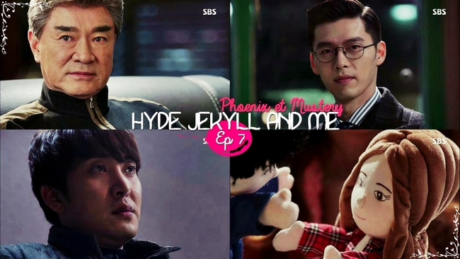 Hyde, Jekyll and Me - Episode 7 -