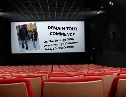 Séance Cinéma !!!