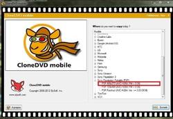 Copier un film dans une PSP3000 et un iPhone 4S
