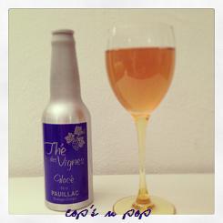Thé des vignes - notre nouveau partenaire!