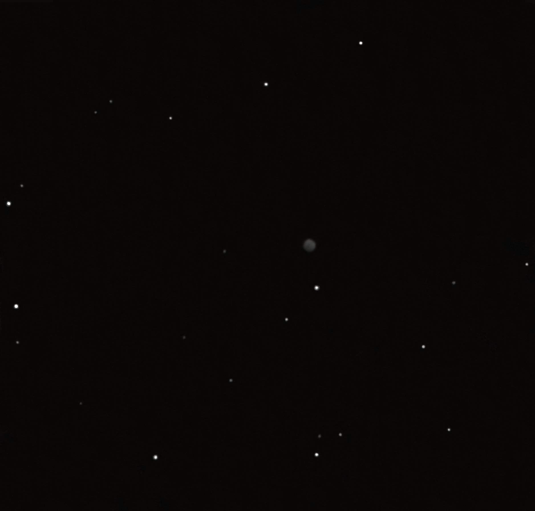 PK232-1.1 planetary nebula