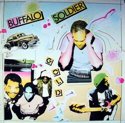 Buffalo Soldier - Gold - Complete LP