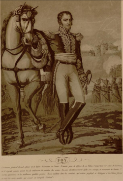 Général Maximilien-Sebastien FOY