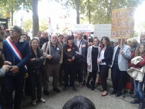 Comité de soutien à Céline Boussié lanceuse d'alerte poursuivie par l'IME Moussaron pour diffamation pour avoir dénoncé la maltraitance : soutien du Comité d'Entente Régional Occitanie