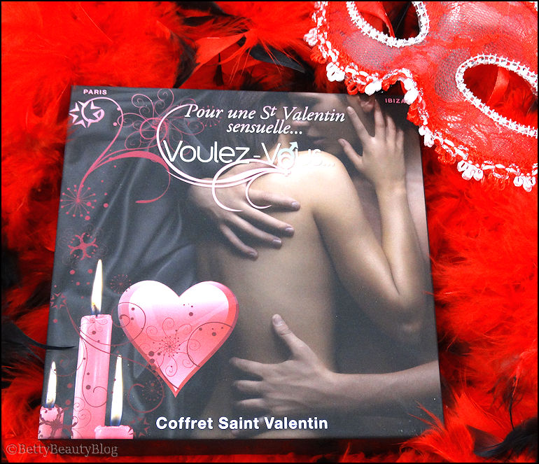 Pour une Saint Valentin sensuelle ...