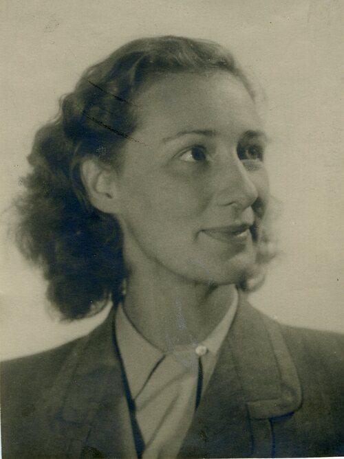 Marie Madeleine FOURCADE, Chef de RESEAU de RESISTANCE