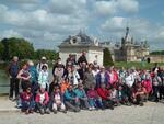 La randonnée du 17 mai à Chantilly