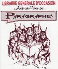 Paragraphe Librairie