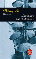 L'affaire Saint-Fiacre, Georges SIMENON