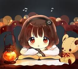 Image de anime, kawaii, and chibi