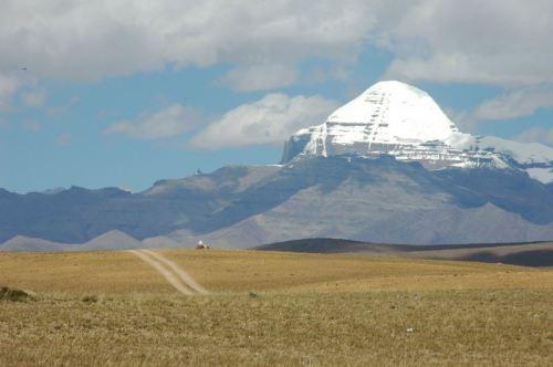 En route vers le mont Kailash