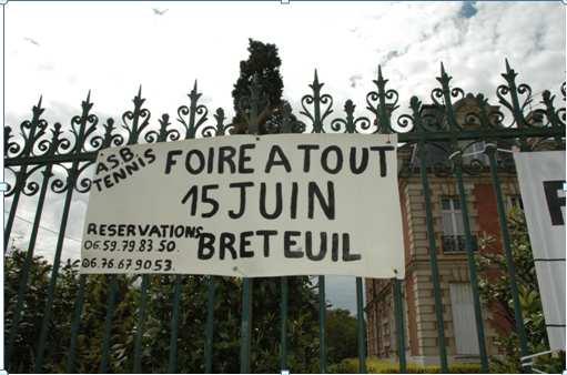 Week-end  à Breteuil sur Iton et ses Alentours