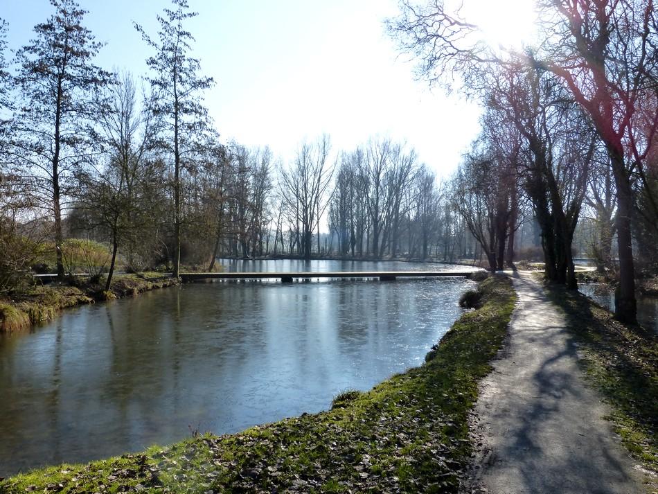 Après le printemps, l'hiver !