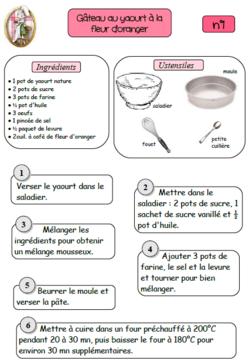 Atelier-cuisine période 4