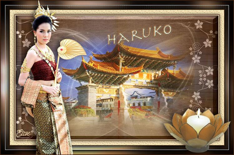 Haruko de Colybrix PSP