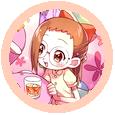 Avatars ronds dessins animés/animes/mangas/jeux vidéos pour sites en libre service