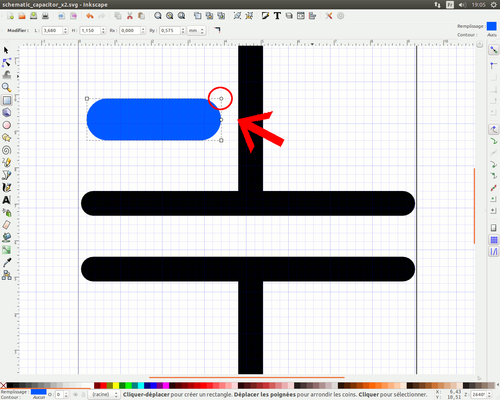 capture inkscape 7
