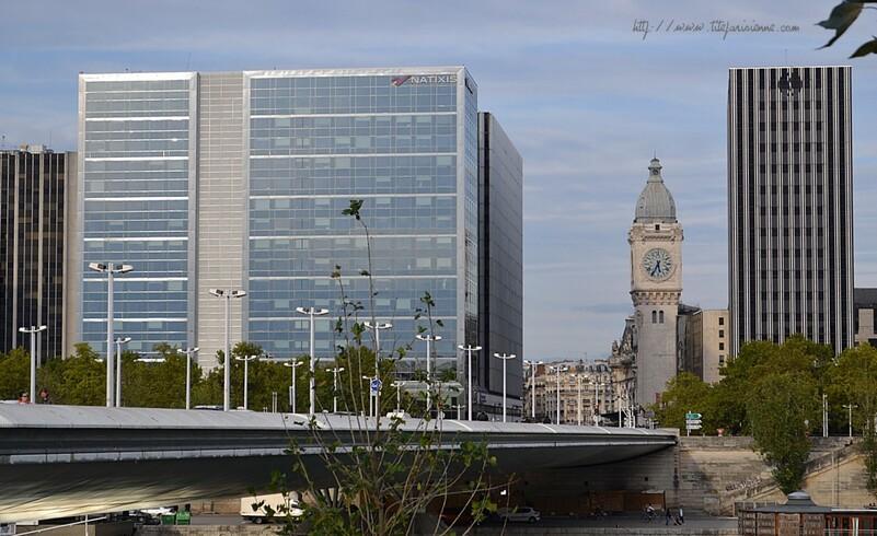 Symbole de la fin du XXe siècle, le pont Charles-de-Gaulle