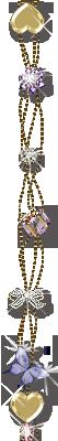 bordure bijou