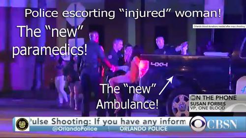 Policiers - ambulanciers