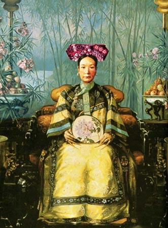 L'Impératrice Tzu Hsi