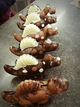 Blog de chacha : Les desserts de Chacha, Atelier chocolat / pralines