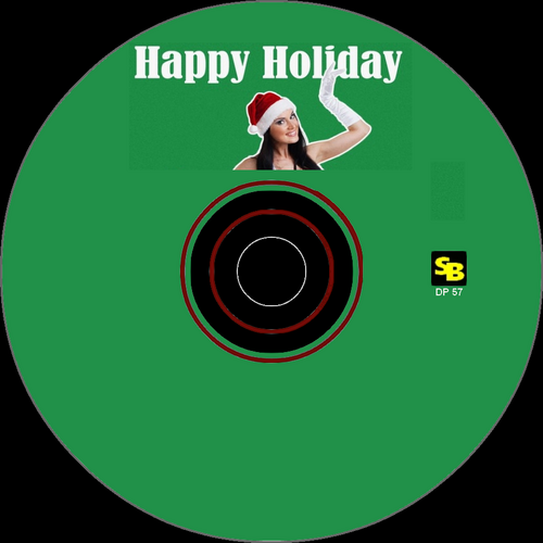 "Various Artists : CD "" Happy Holiday "" SB Records DP 57 [ FR ]"