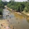 Togo Tout le monde à la rivière