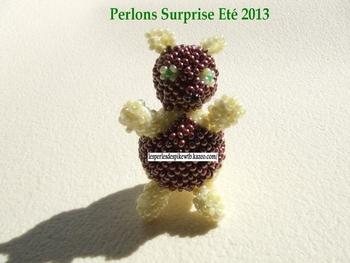 Perlons Surprise Eté 2013 (devant)